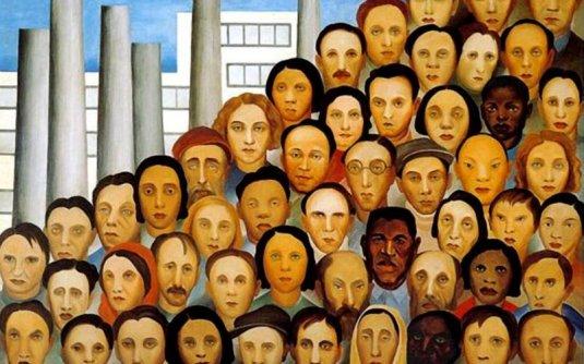 Os operários 1933