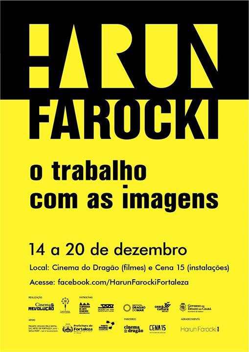 Mostra Harun Farocki 2017